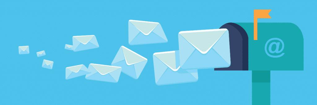 IP dedicada – tarifas de envío de correo electrónico