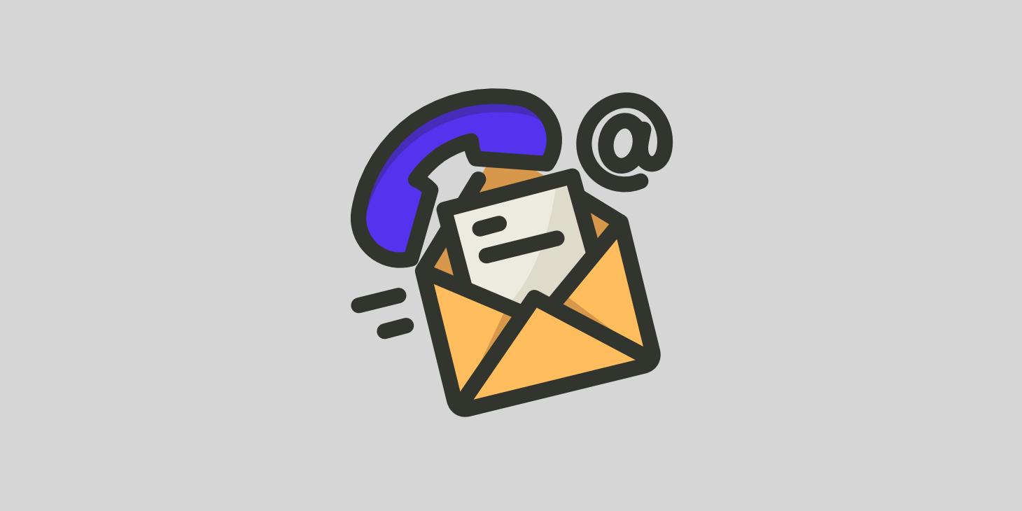 formulario de contacto de WordPress