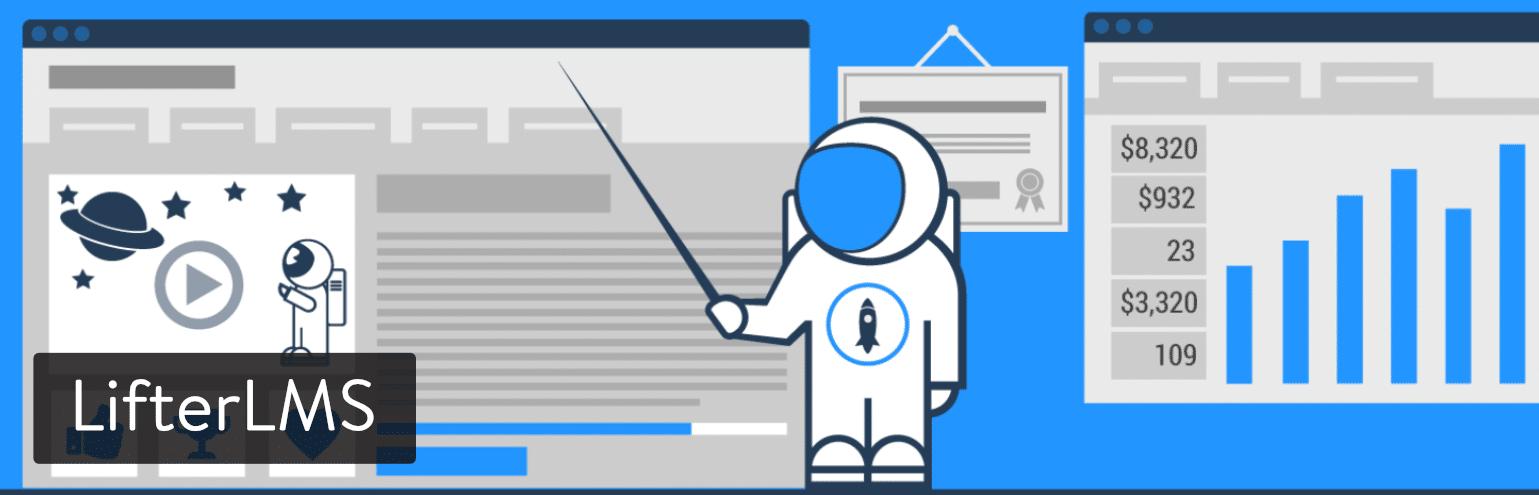 Plugin de LifterLMS para WordPress