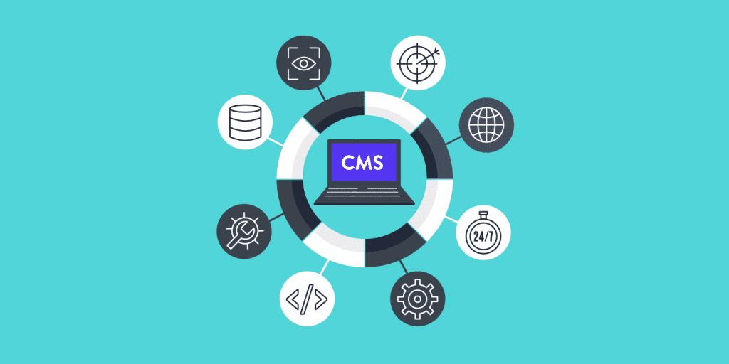 sistema de gestión de contenido