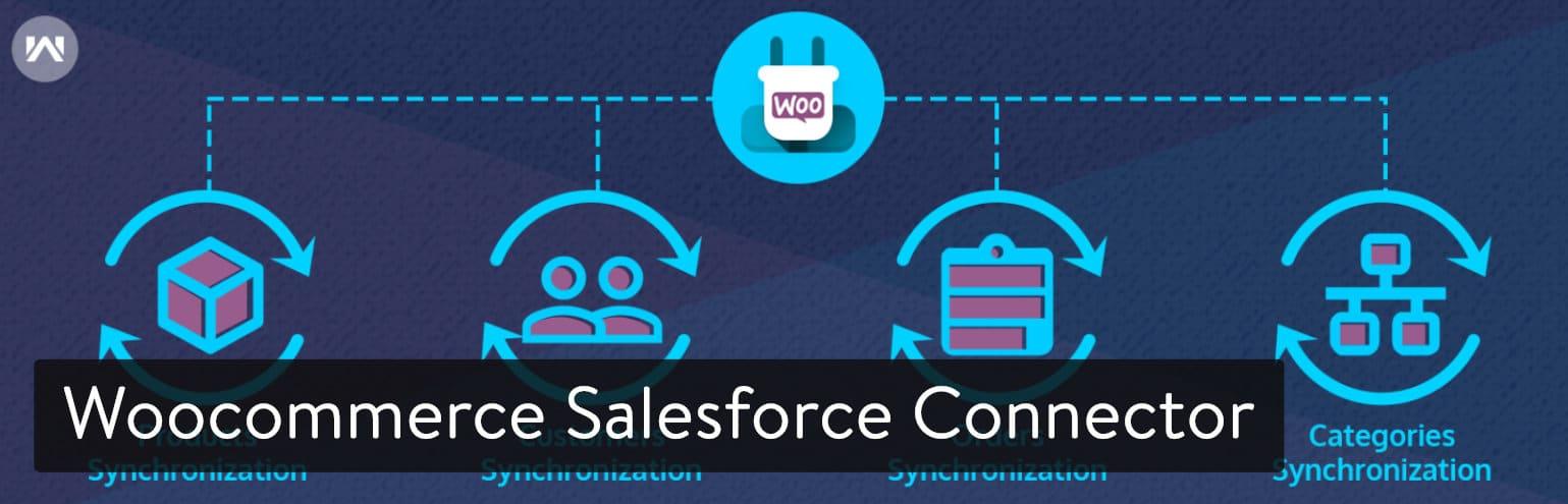 Conector de WooCommerce Salesforce