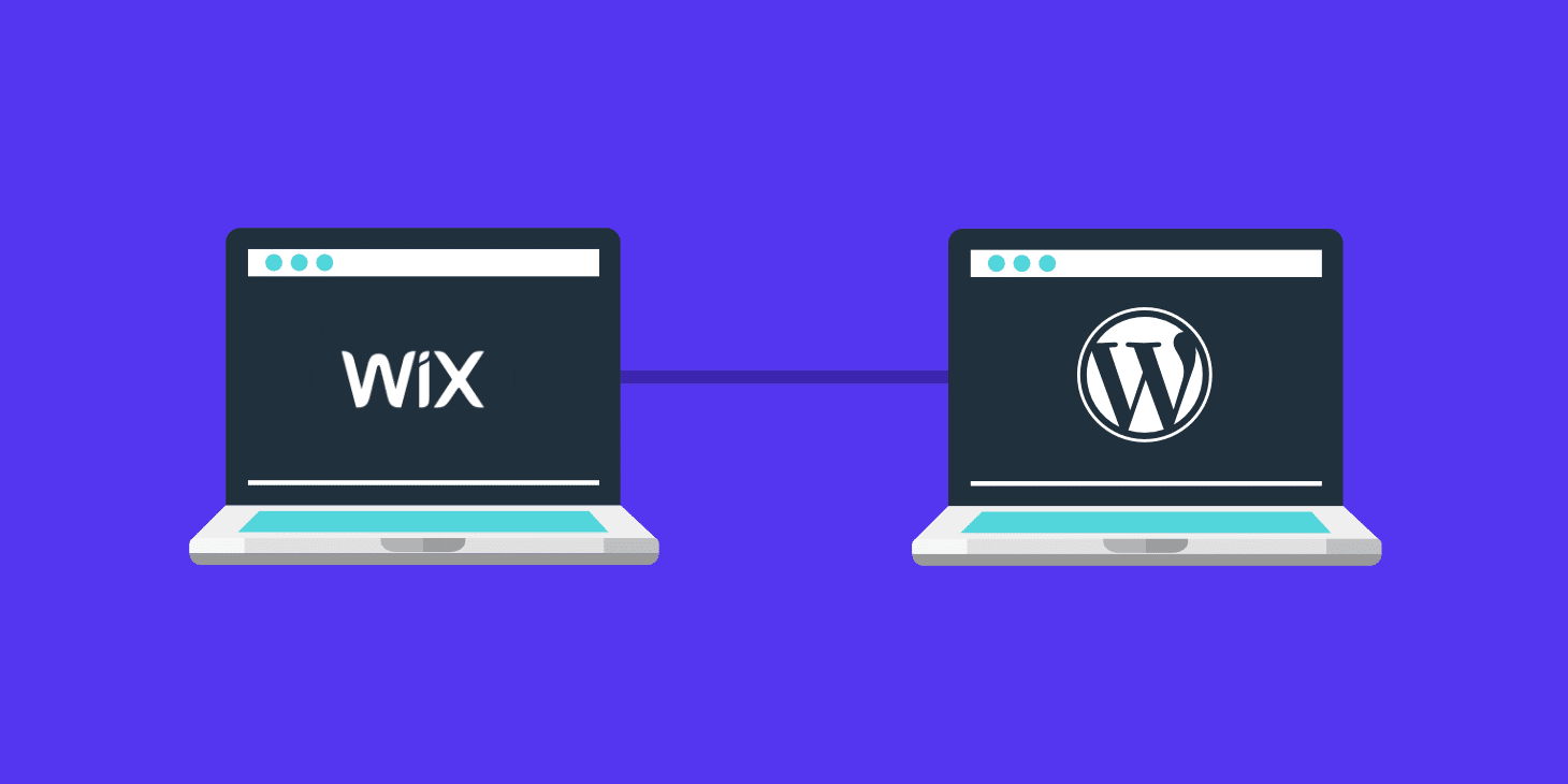 wix a wordpress