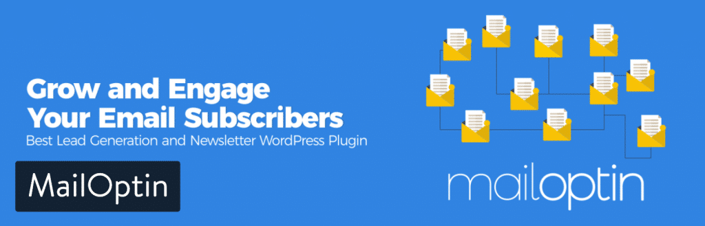 El plugin de MailOptin para WordPress