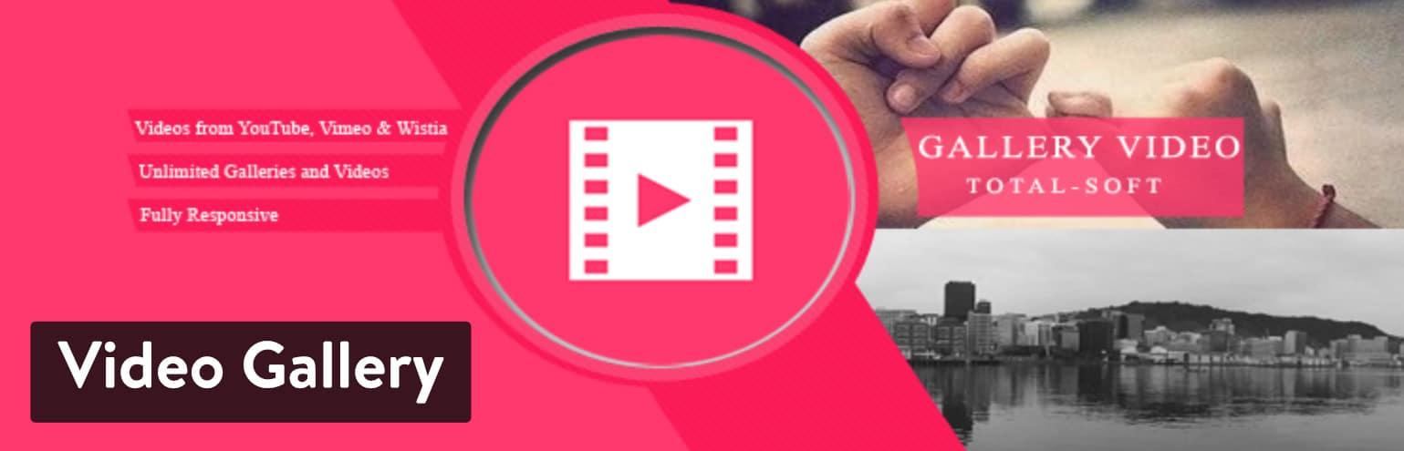 Video Gallery WordPress plugin