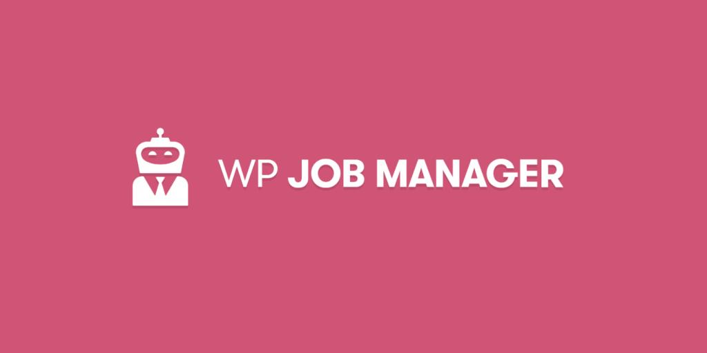 WP Job Manager WordPress