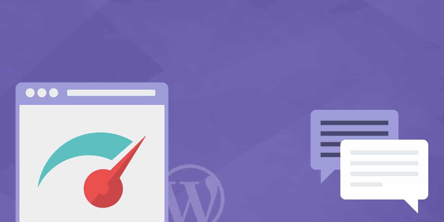Acelerar los Comentarios de WordPress