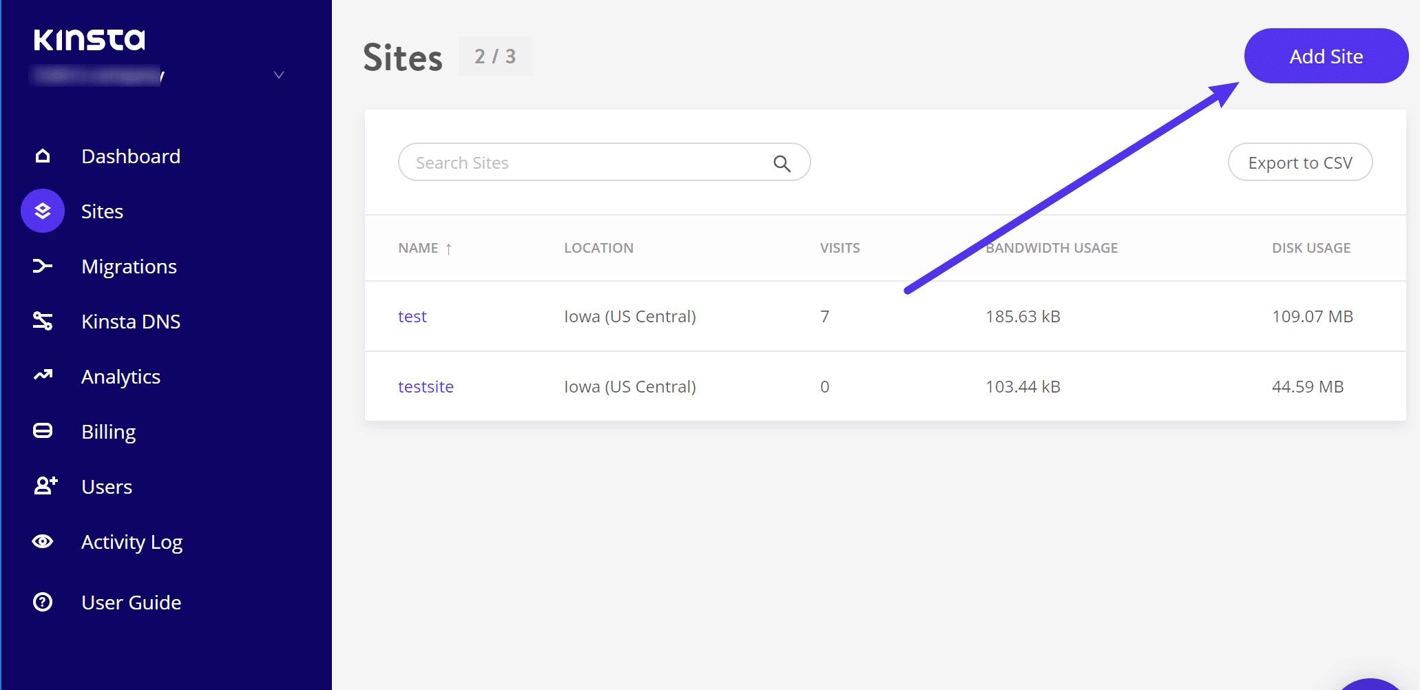 Cómo crear una nueva instalación de WordPress