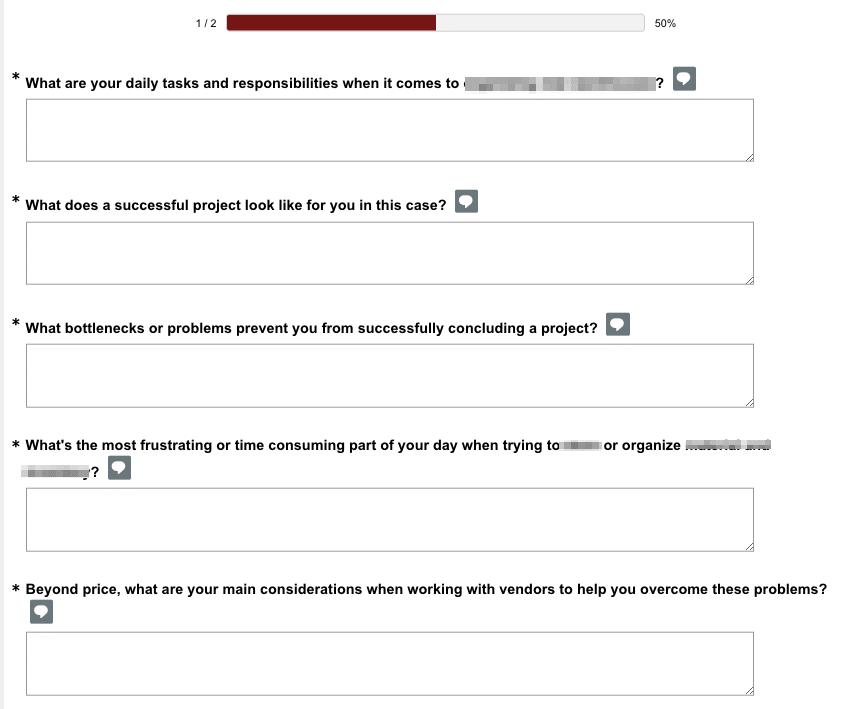 Lo que quieren los clientes
