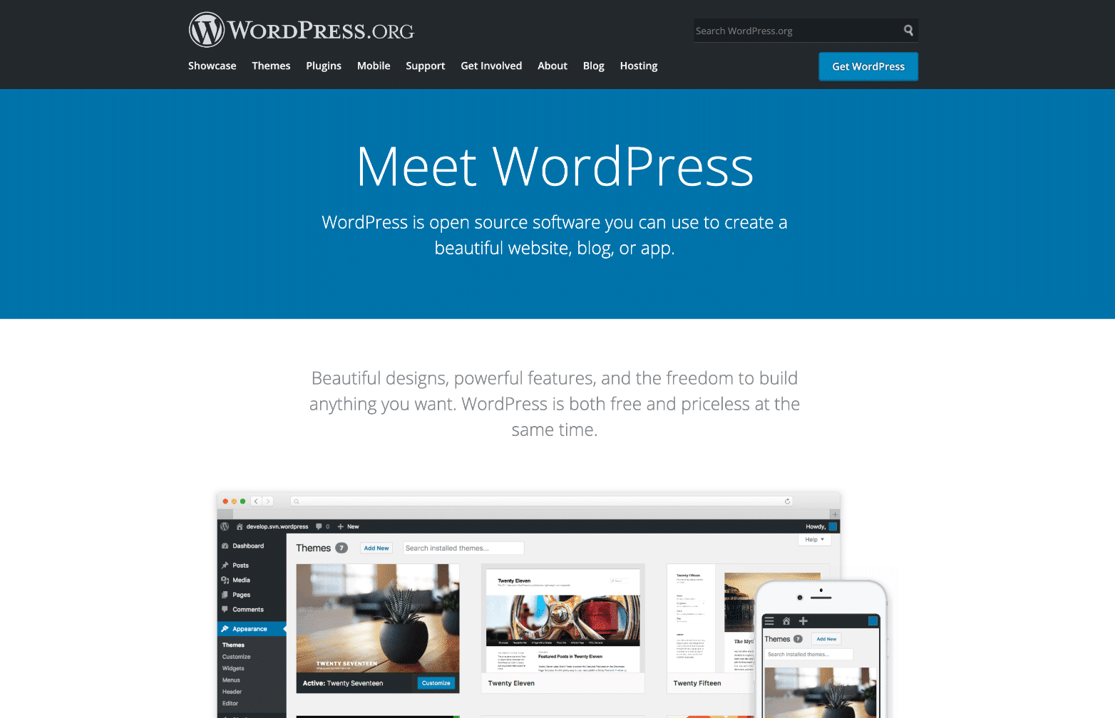 El Poder de WordPress
