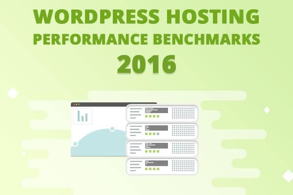 Benchmarks de desempeño de hosting de Review Signal para el 2016