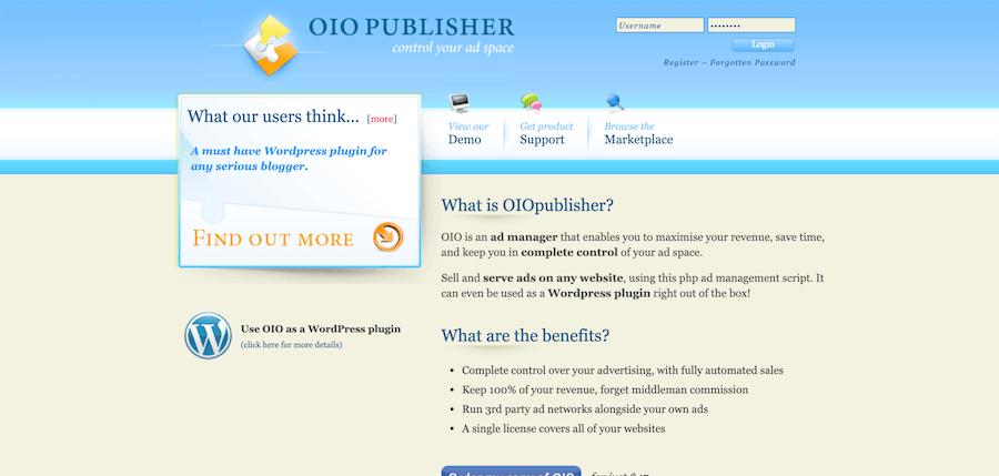 OIO Publisher