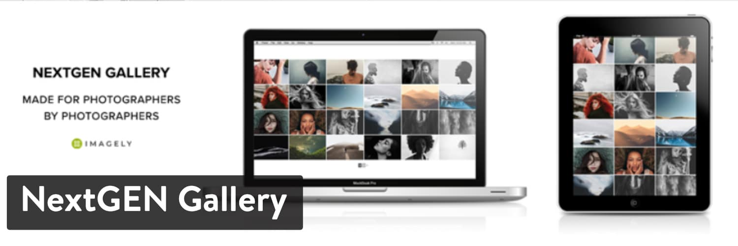 Plugin de NextGEN Gallery