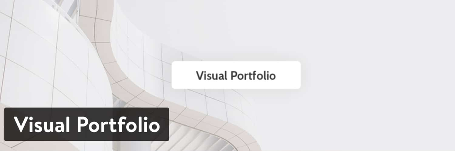 Plugin de Visual Portfolio
