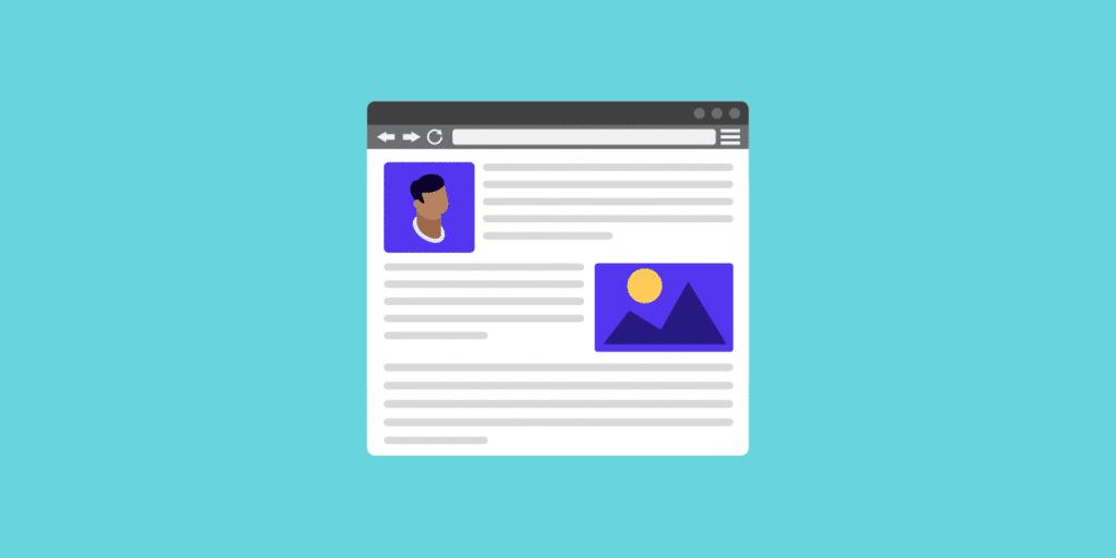 Cómo crear artículos destacados de forma larga en WordPress