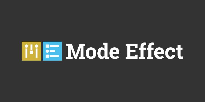 Mode Effect