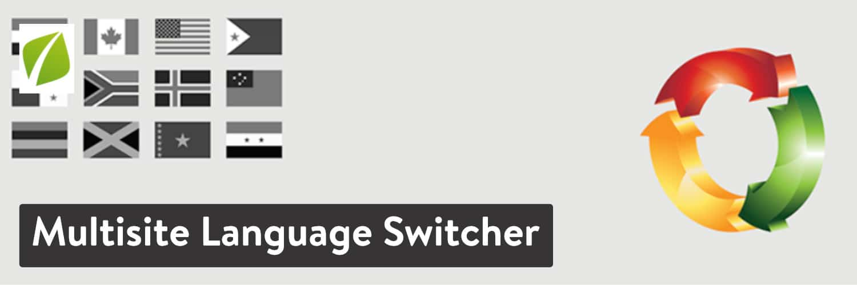 Multisite Language Switcher Plugin de WordPress