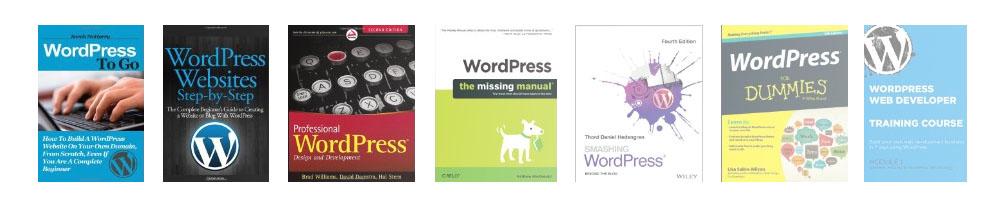 Libros de WordPress