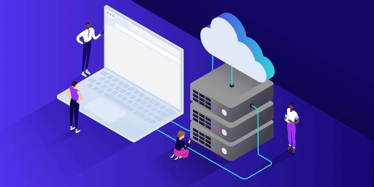 Conectarse a un servidor web