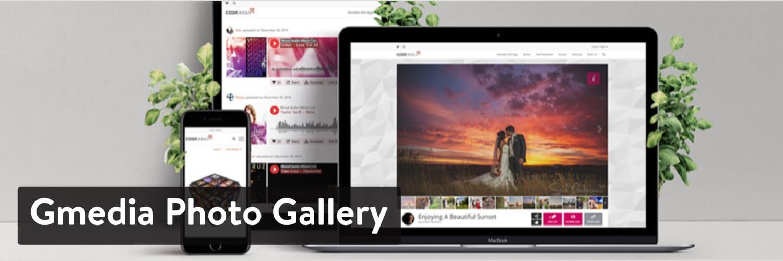 Gmedia Photo Gallery WordPress plugin