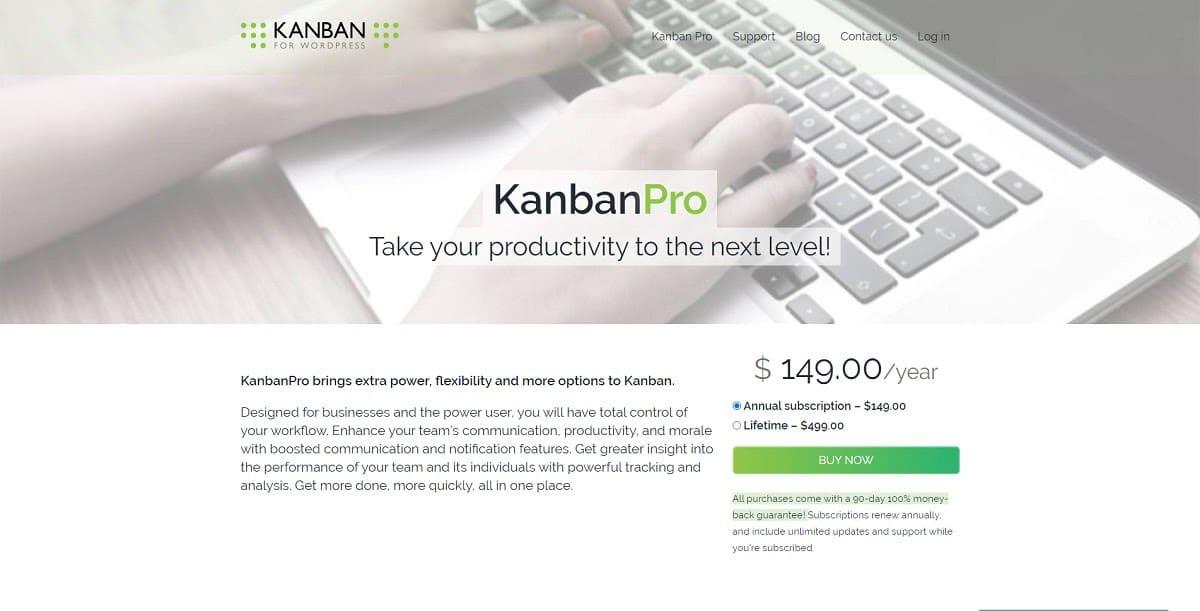 Precios de KanbanPro
