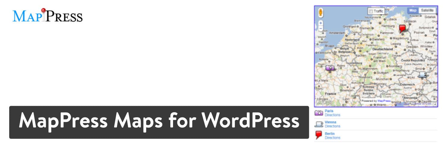 MapPress Maps for WordPress