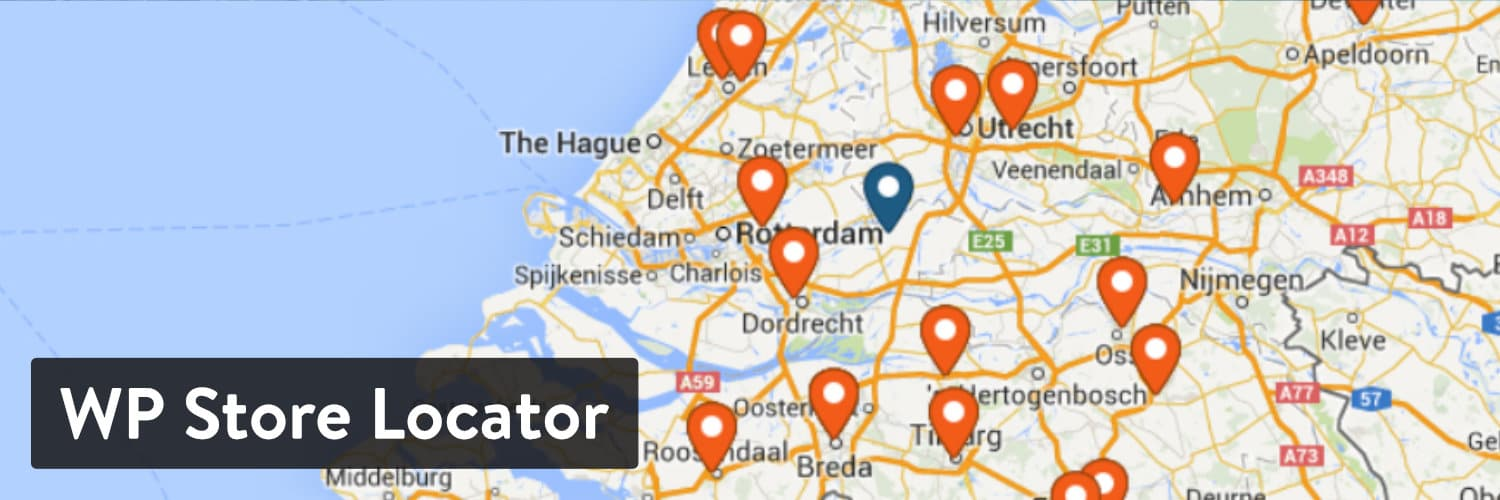 WP Store Locator plugin