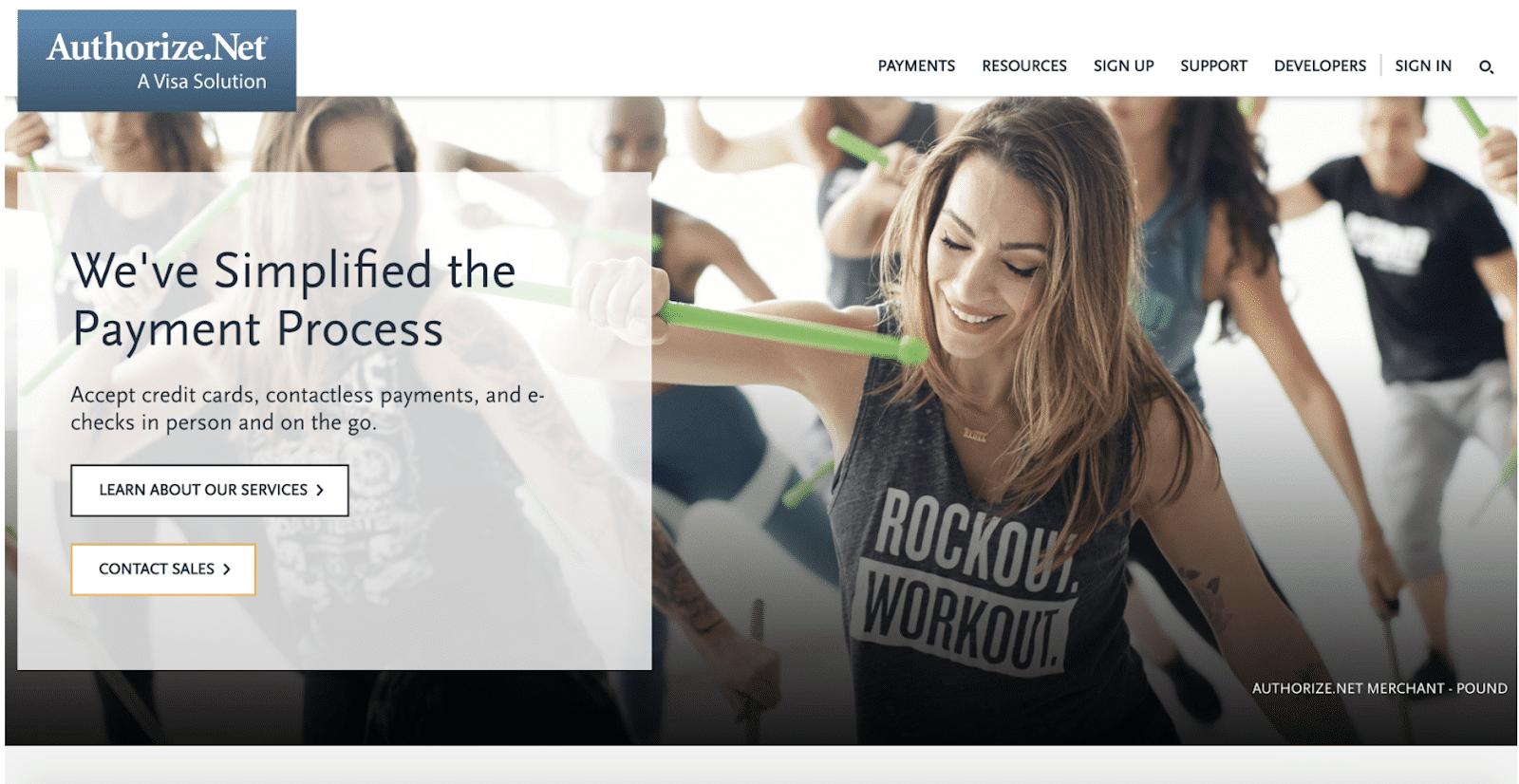 Alternativa de PayPal Authorize Net