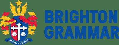 El logotipo de la empresa Brighton Grammar School