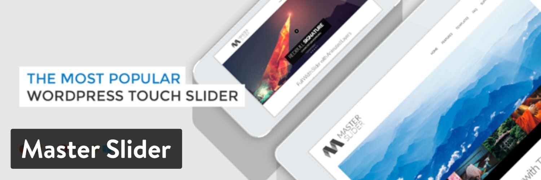 Master Slider plugin de WordPress