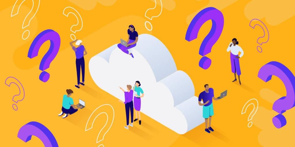 preguntas frecuentes sobre cloudflare y kinsta
