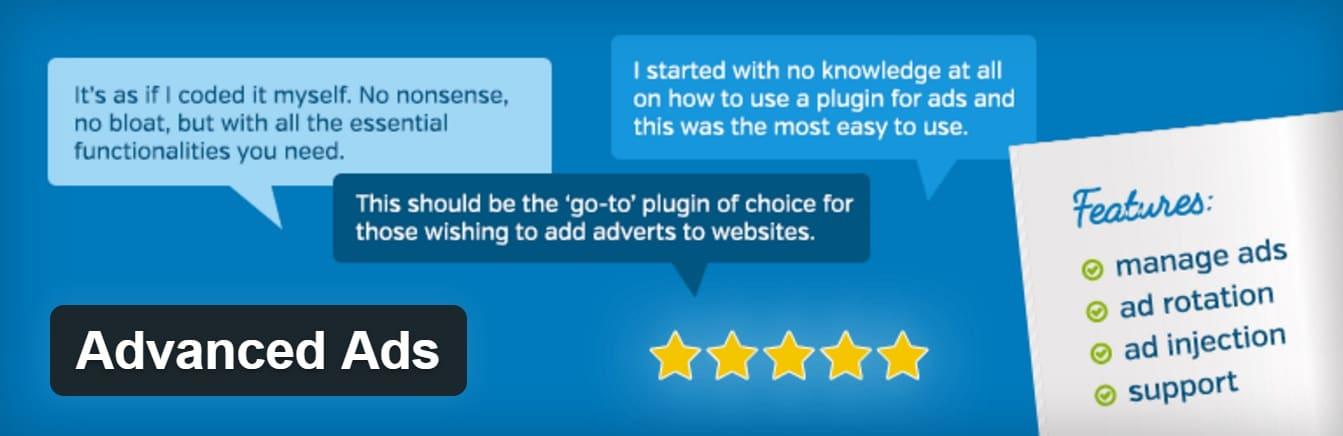 Plugin Advanced Ads