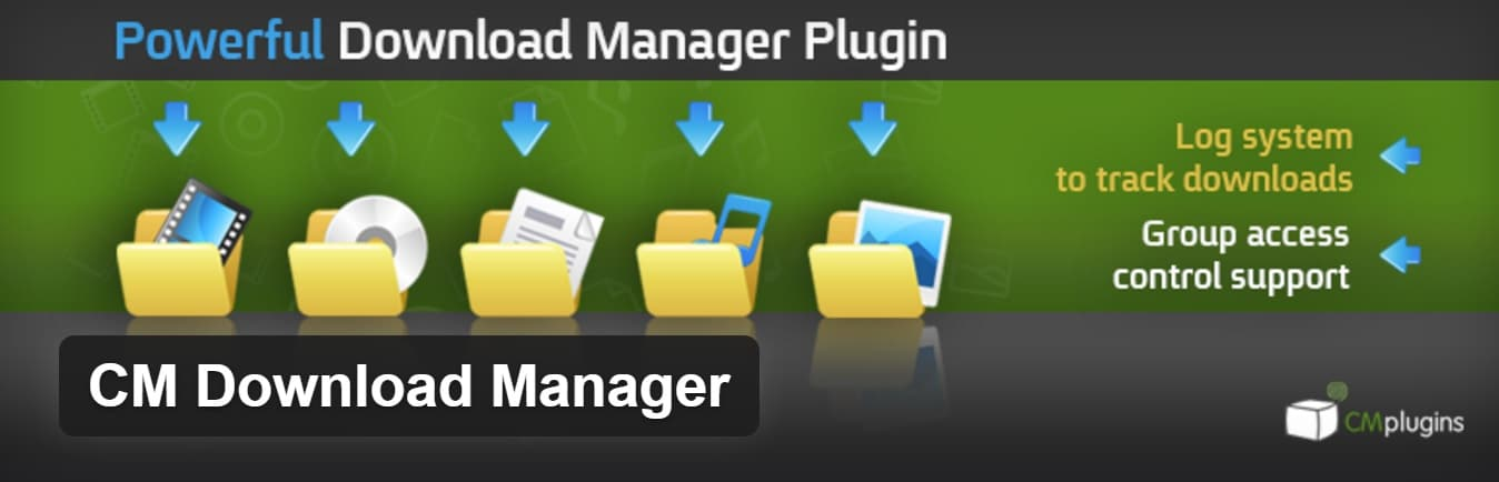 Plugin CM Download Manager