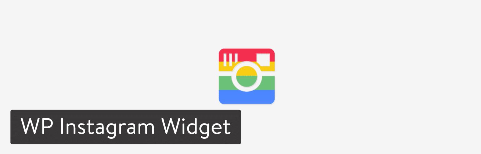 Extension WP Instagram Widget