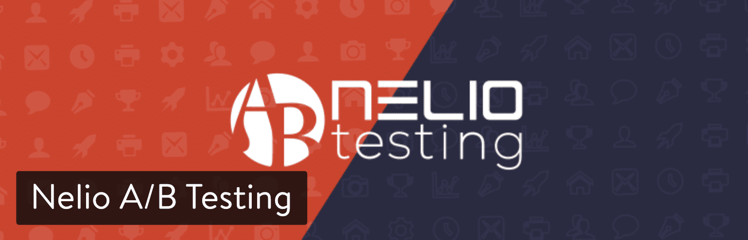 Nelio A/B Test de l'extension WordPress