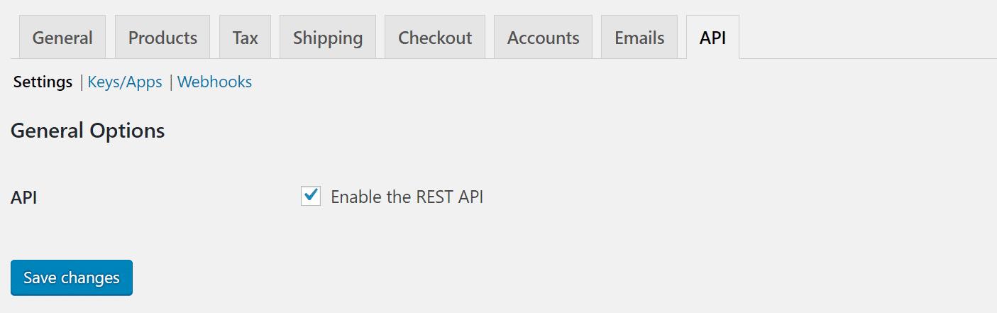 Reste API
