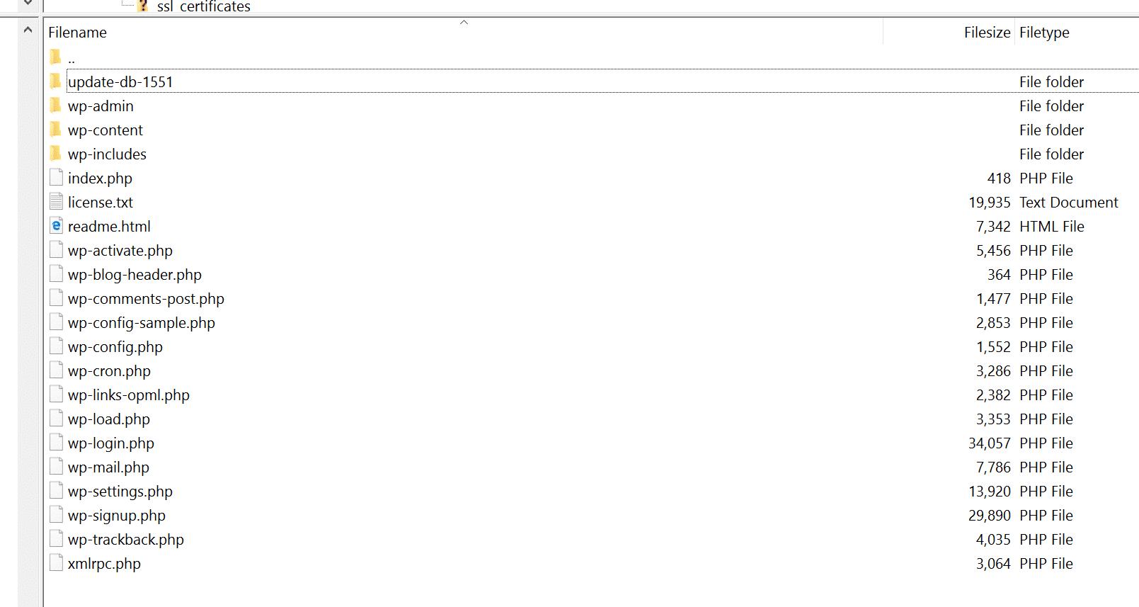 Charger le script de remplacement de la recherche d'interconnect/it
