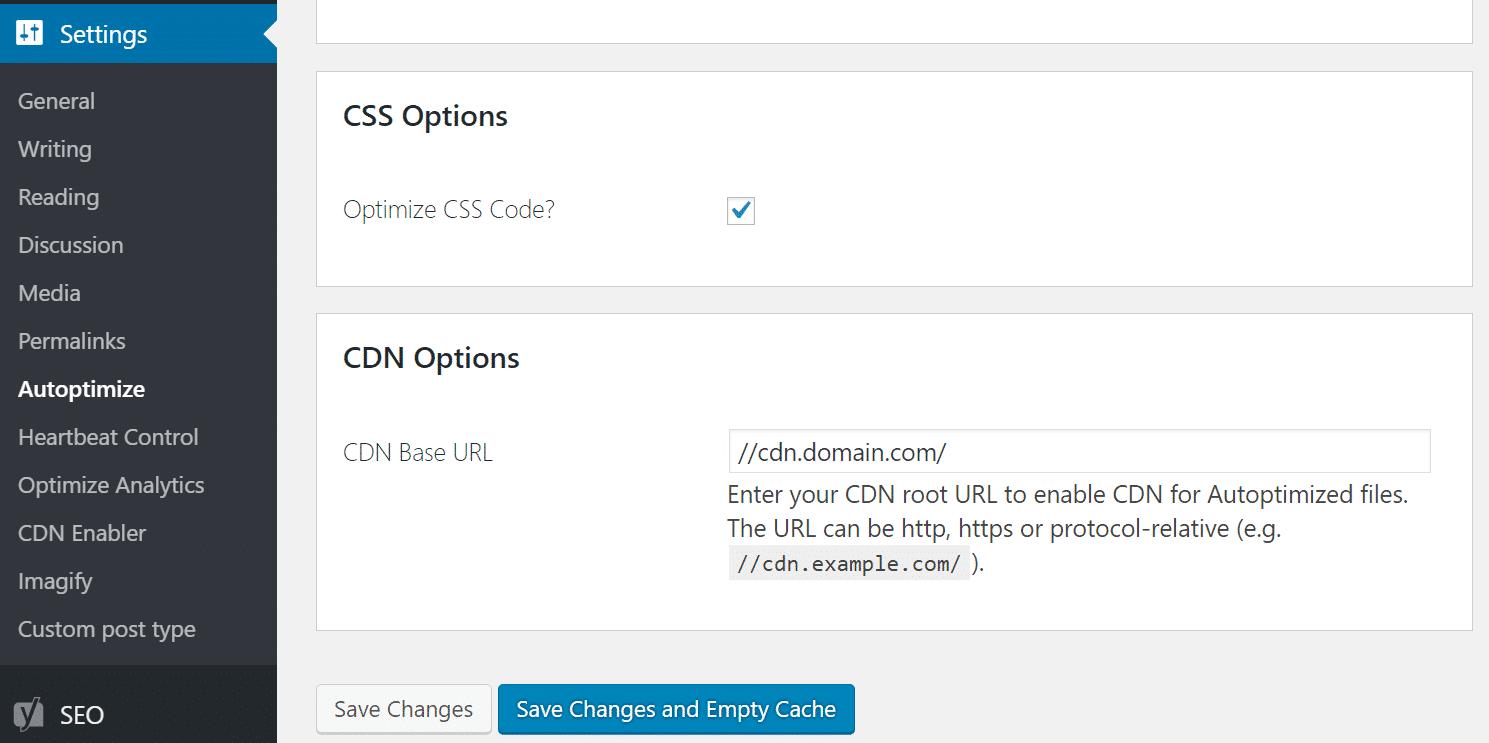 Combiner des fichiers CSS externes