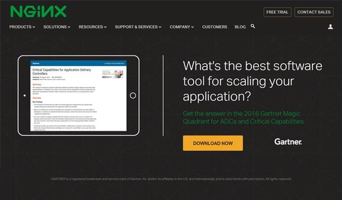 nginx wordpress sites