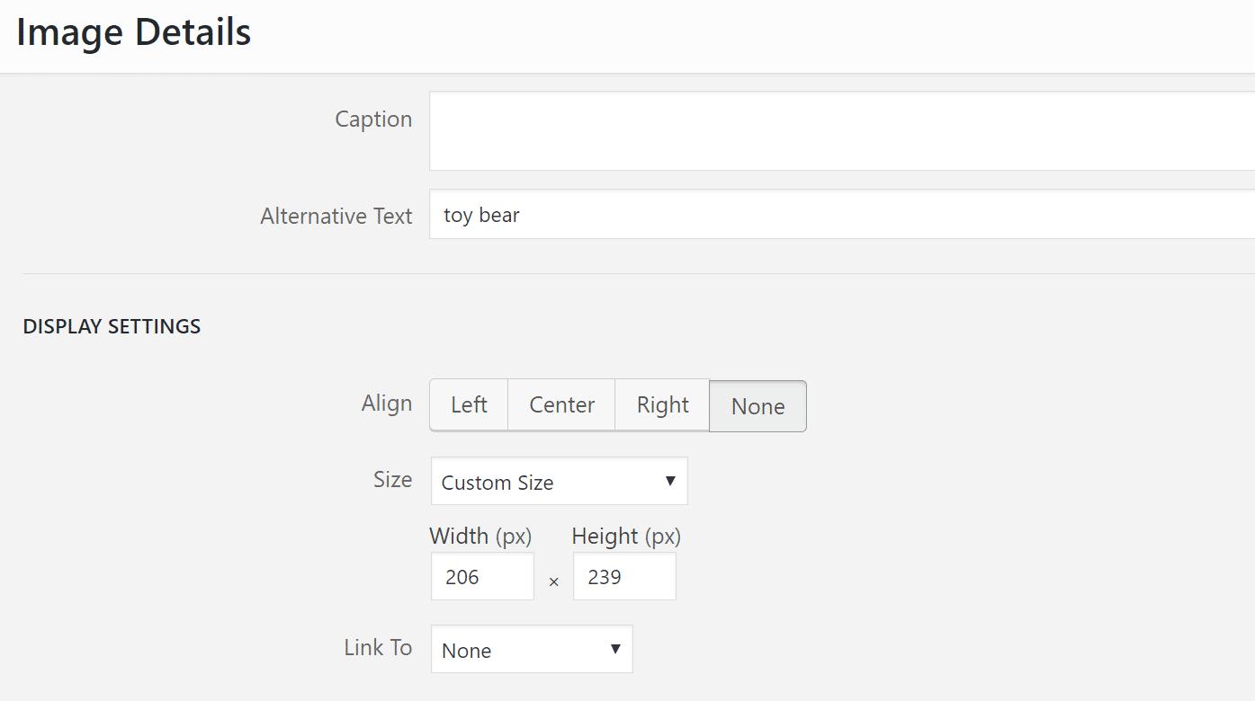 ajouter balise alt seo WordPress