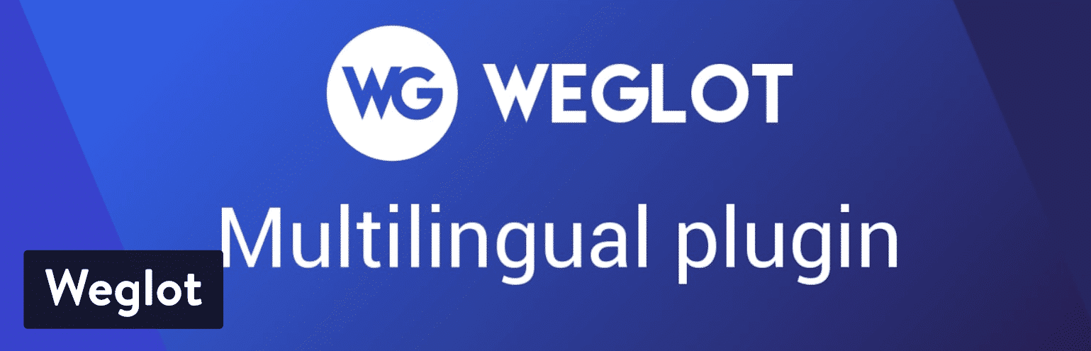 Plugin WordPress multilingue Weglot