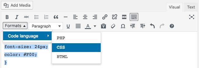 Nous pouvons regrouper les éléments de menu et réduire la taille du menu à l'écran.