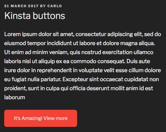CSS3 button