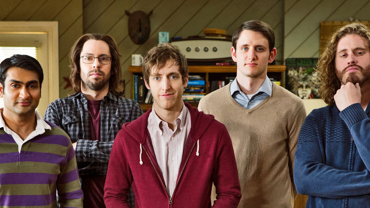 VC-funded - silicon valley cast