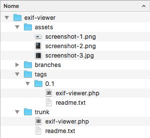 EXIF Viewer fichier