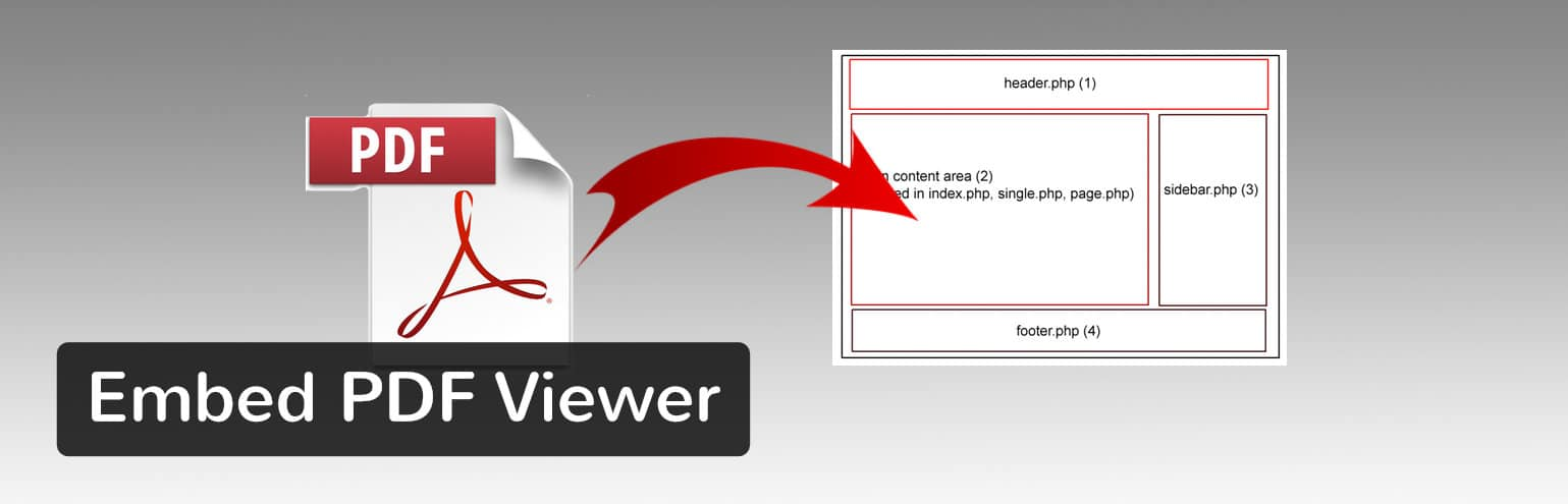 Extension Embed PDF Viewer