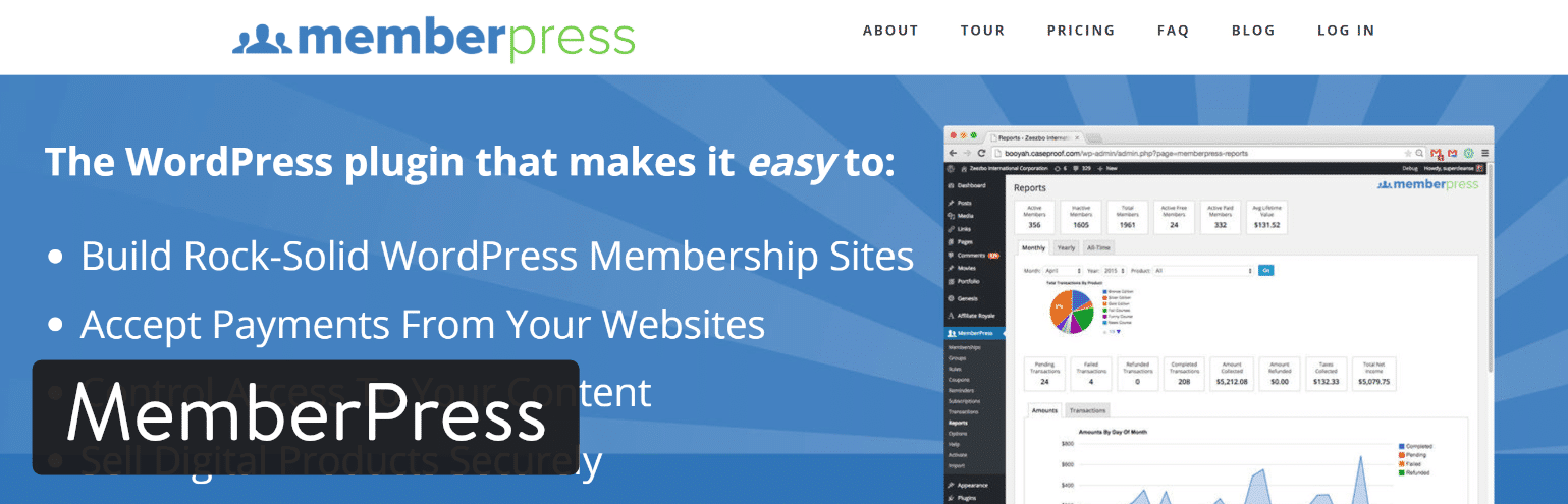 Plugin WordPress MemberPress