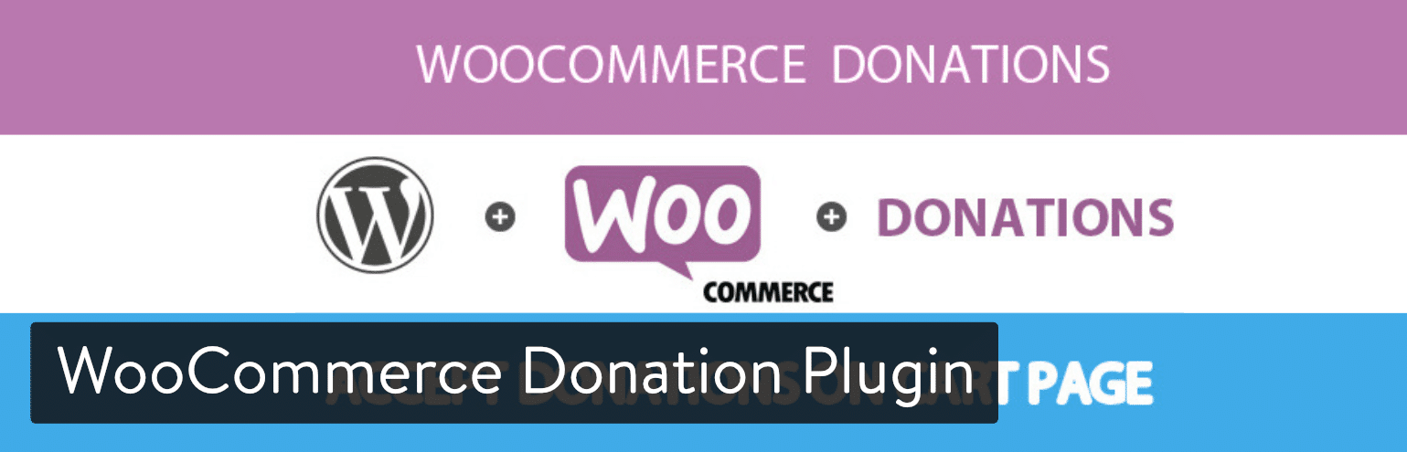 Extension WooCommerce Donation