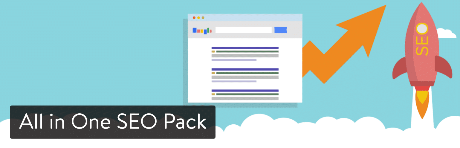 Extension WordPress All in One SEO Pack