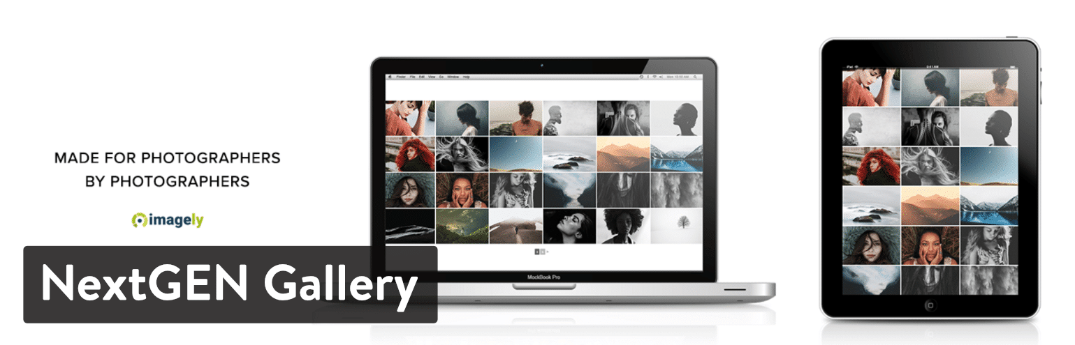 Extension NextGEN Gallery WordPress