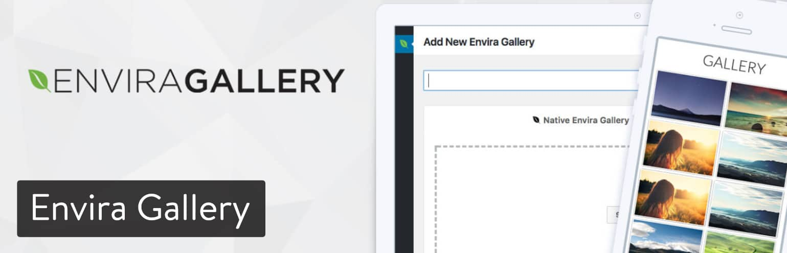 Extension WordPress Envira Gallery